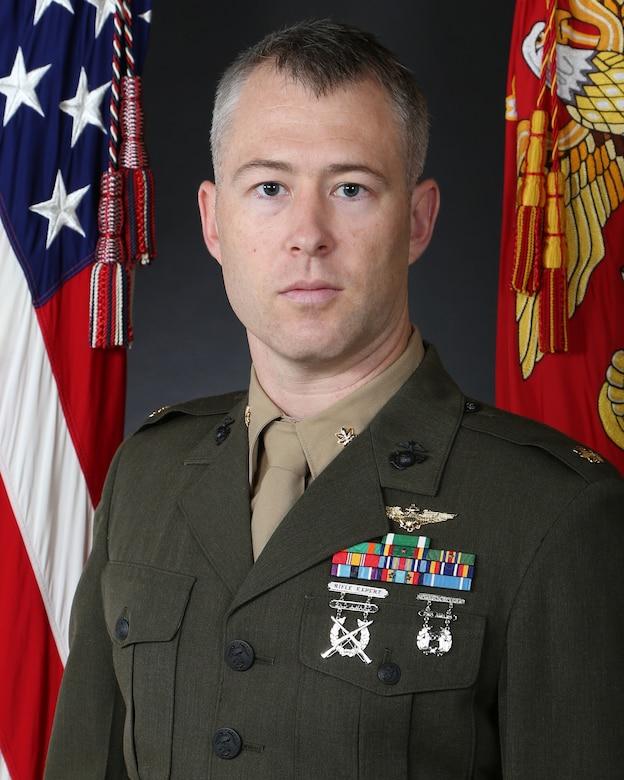 Major Thomas A. Cecil II