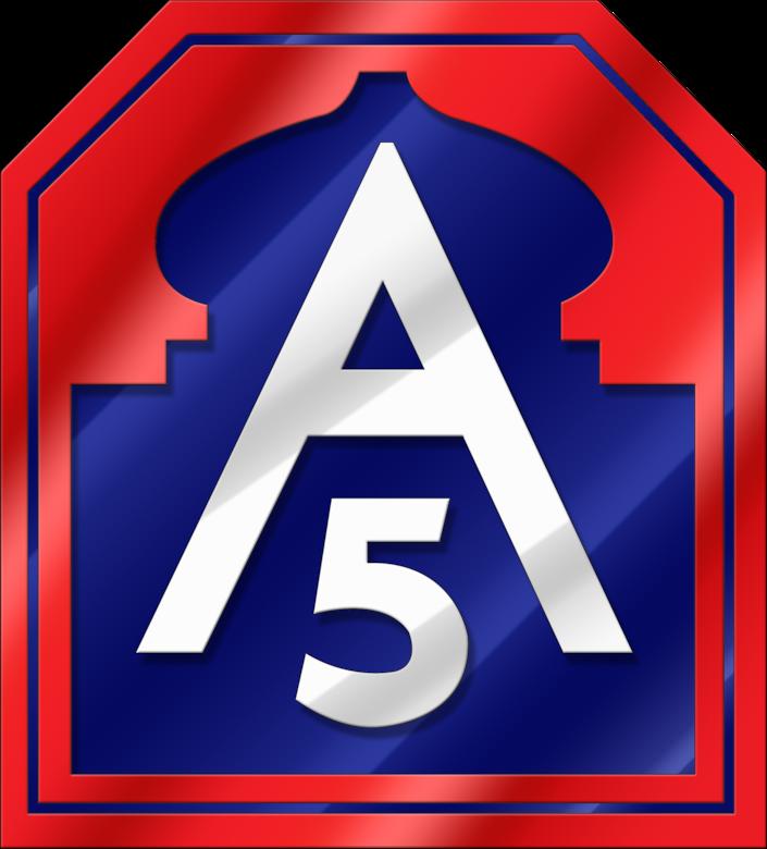U.S. Army North Patch Logo/A5 logo