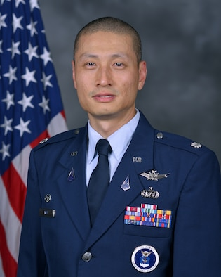 Lieutenant Colonel Yu H. Wei is the Commander, 343rd Recruiting Squadron, Offutt Air Force Base, Neb.