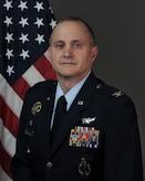 Col Robert Hebert official photo
