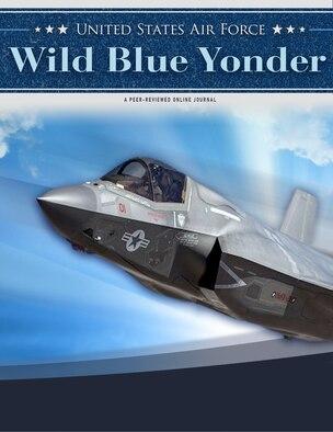 Cover Art - Wild Blue Yonder Online Journal