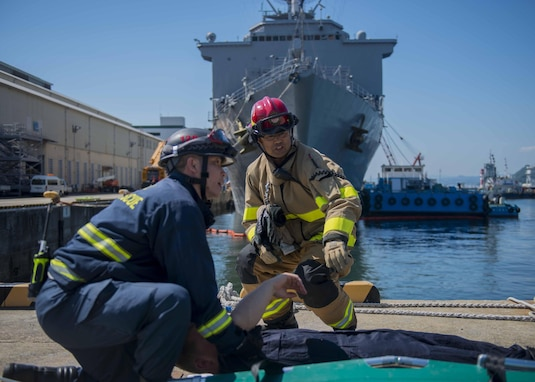 U.S. Navy Installations to Conduct Citadel Pacific 2021 Exercise
