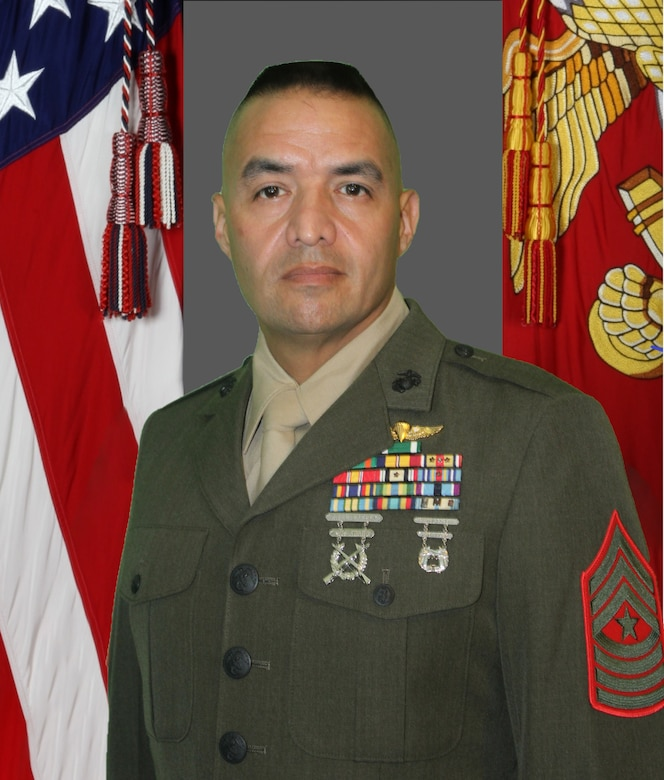 Sergeant Major, Marine Aerial Refueler Transport Squadron (VMGR) 234