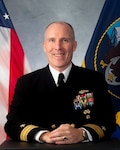Rear Admiral Robert Gaucher