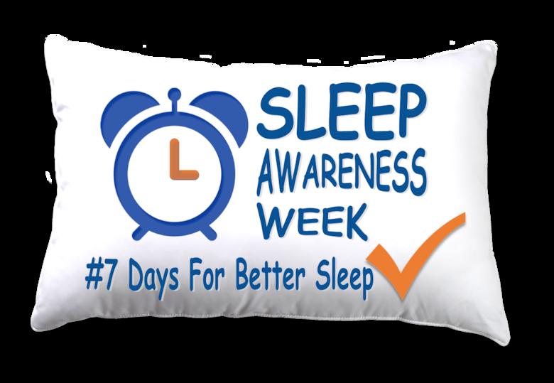 The Sleep Awareness Campaign graphic