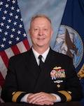 Rear Admiral Stuart C. Satterwhite
