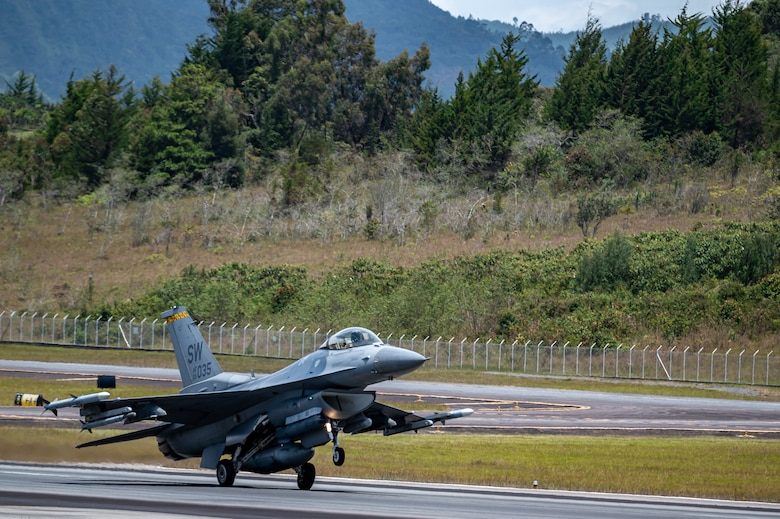 Relampago VI is a combined Colombian and U.S. exercise taking place in the U.S. Southern Command (SOUTHCOM) theater that focuses on techniques, tactics and procedures to strengthen the longstanding partnership between our armed forces.