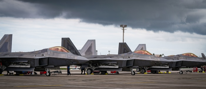 Andersen Air Force Base kickoffs several joint military exercises