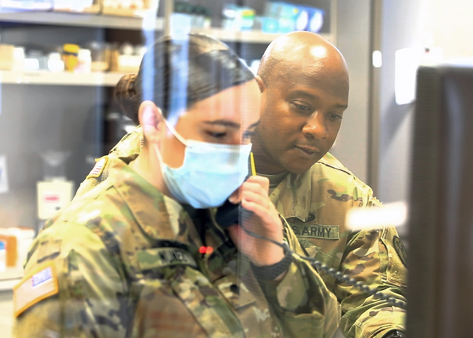 Georgia native, pharmacy tech finds fulfillment serving overseas