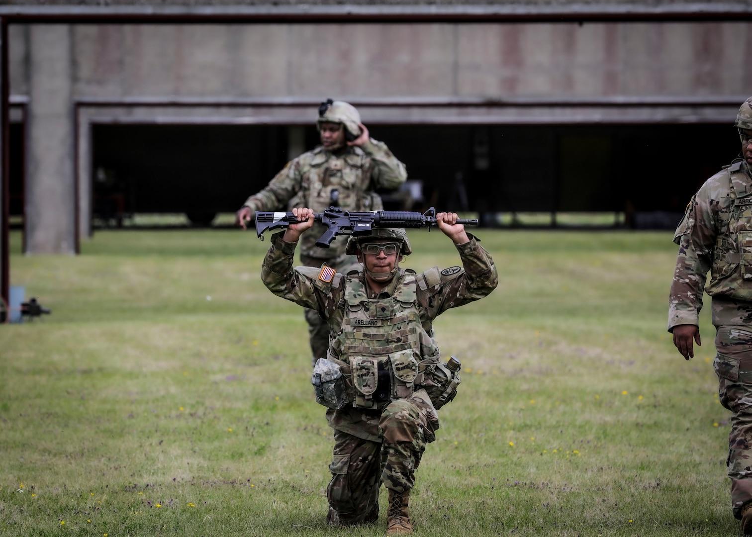 """LRMC Soldiers vie to earn """"Best Warrior"""" title"""