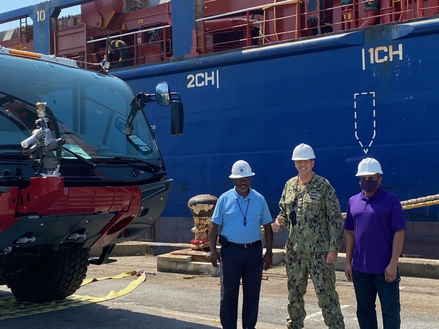 DLA Distribution supports Pacer Goose mission