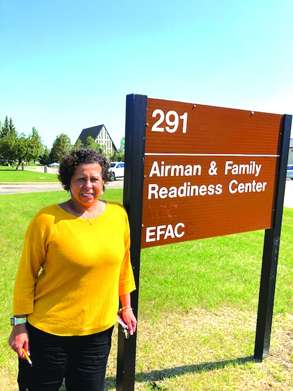 The Airmen and Family Readiness Center has a new Family Support Coordinator for the Exceptional Family Member Program (EFMP): Jenny Hartman! For 11 years, Hartman worked under the Navy's EFMP in San Diego, Calif., before coming to Minot Air Force Base in May 2021.