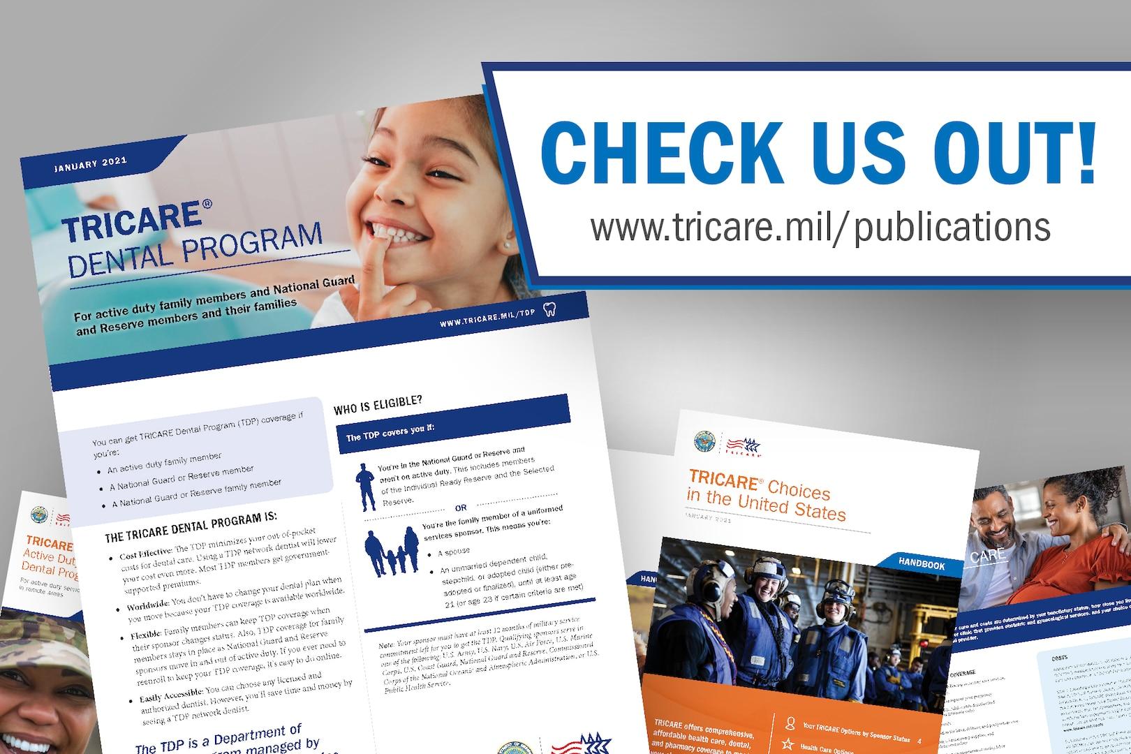 TRICARE Dental Program Benefit Brochure