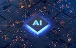 AI, Artificial Intelligence concept.