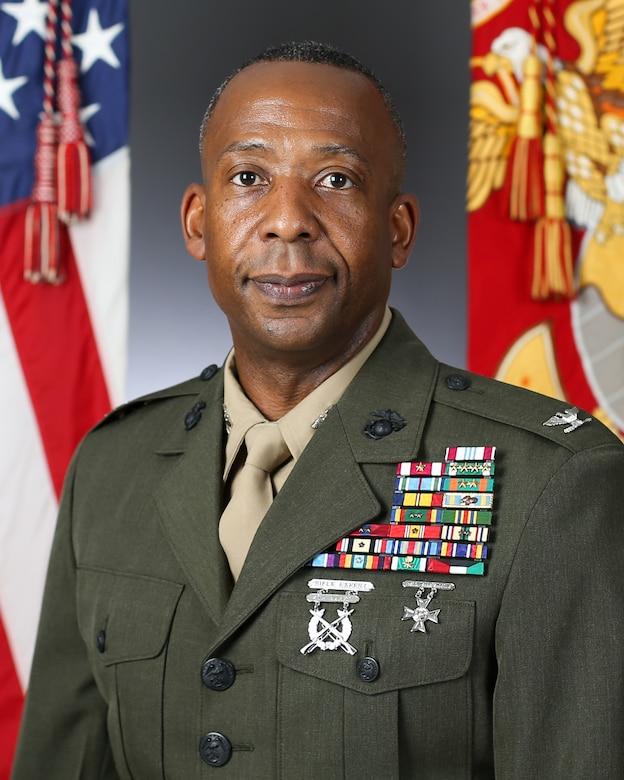 Col. Brooks Bio Photo