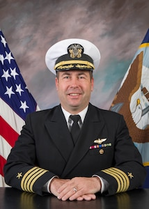 Captain Brian C. Becker United States Navy