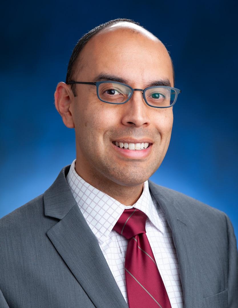Abel Vargas, a mechanical engineer.