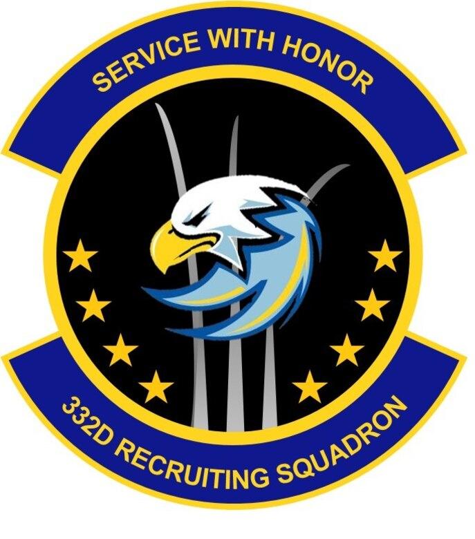332nd RCS logo