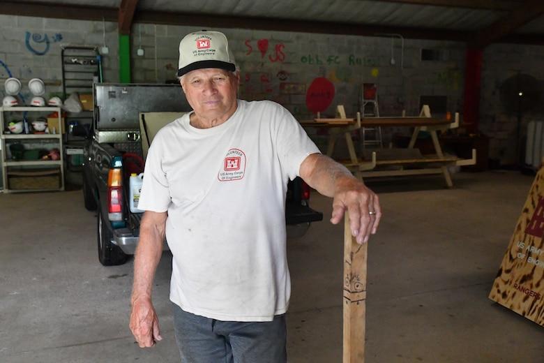 81-year-old Allatoona Lake Volunteer Dedicated to Enhancing the Park