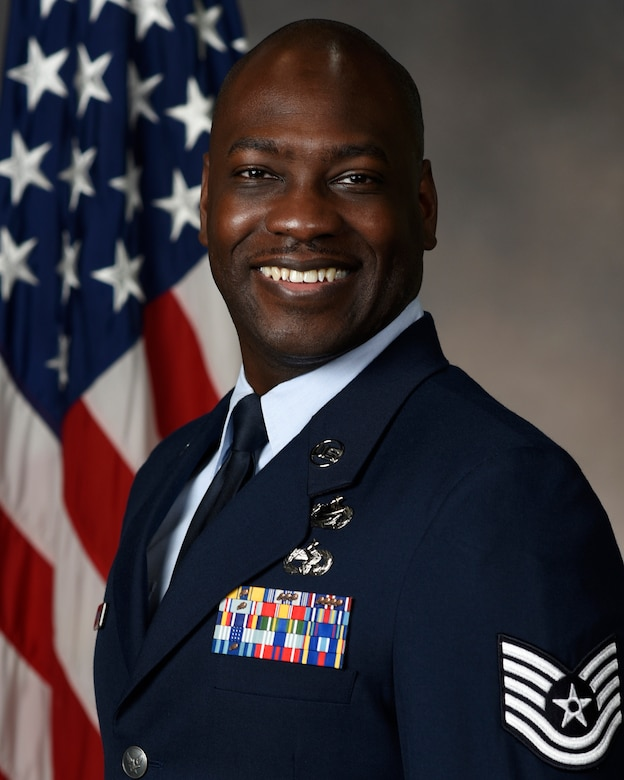 Technical Sergeant Jonathan Graham, 88th Air Base Wing, Equal Opportunity Specialist