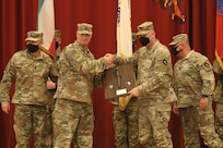 29ID assumes authority of Task Force Spartan