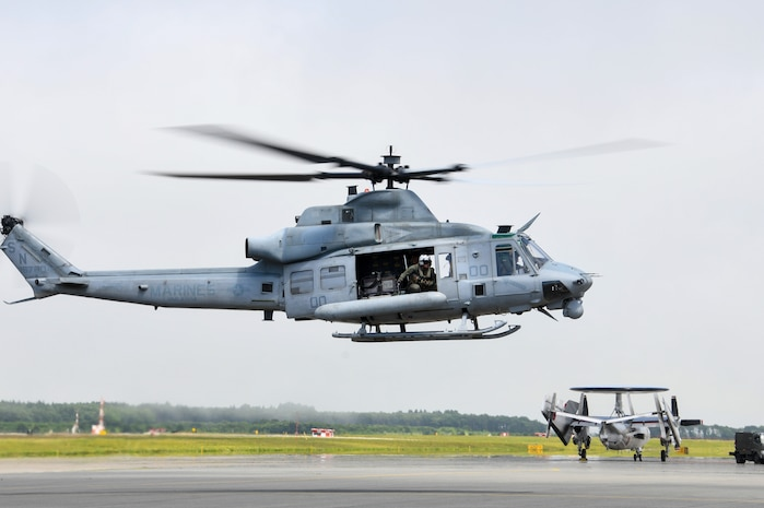 HMLA-169 Goes the Distance