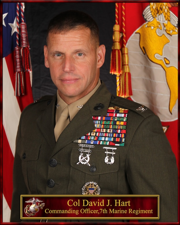 7th Marines CO