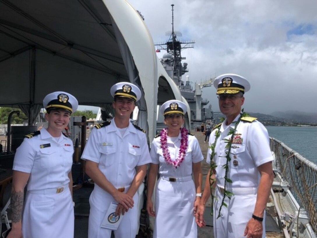 RLSO Hawaii Change of Command
