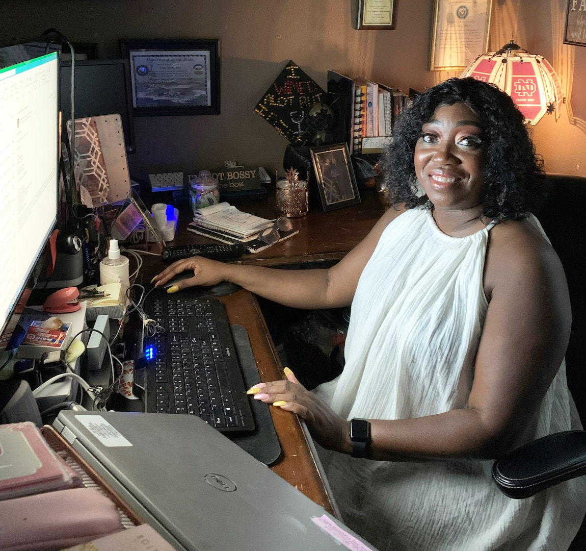 Fostering positive work environment at DLA Aviation at Jacksonville