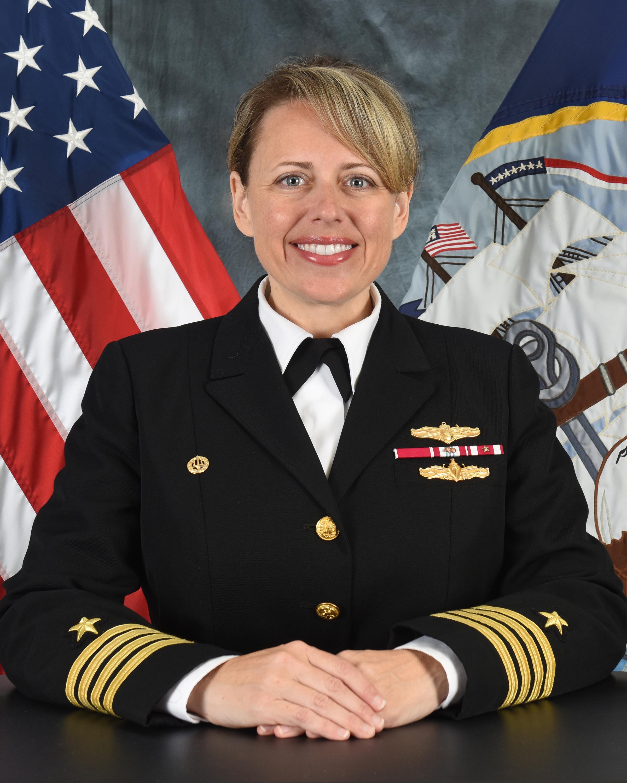 Captain Christina Hicks