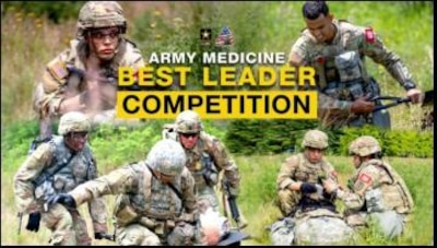 The Army's Regional Health Command – Pacific (RHC-P) is hosting the U.S. Army Medical Command (MEDCOM) 2021 Best Leader Competition at locations around Schofield Barracks on the island of Oahu from July 25-30. (Courtesy Graphic)