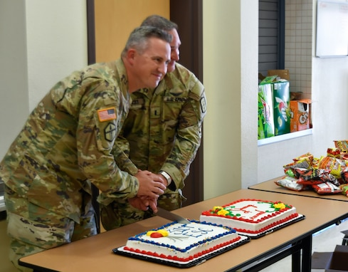 319th Engineer Support Company welcomes new commander
