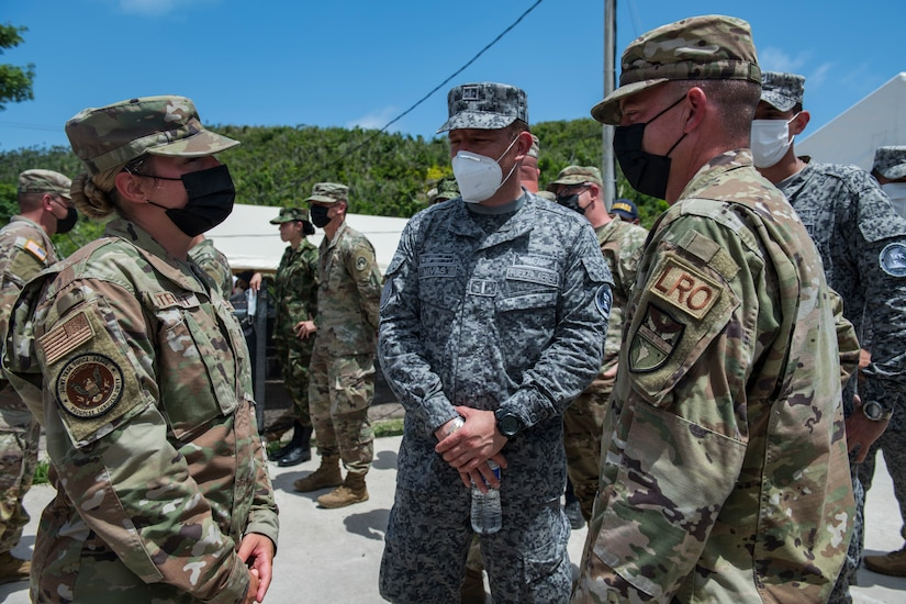 JTF-Bravo logistics support enables Colombian Global Health Engagement