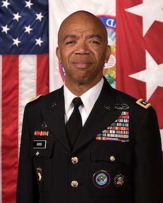 Official photo of Lt. Gen. A.C. Roper, Vice Commander, U.S.  Element, North American Aerospace Defense Command and Deputy Commander, U.S. Northern Command.