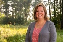 Phot of Air Force veteran Gretchen Bentler