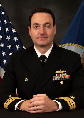 Commander Leonardo Giovannelli