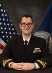 """Lieutenant Commander Jacob """"Beck"""" Beckelhymer"""