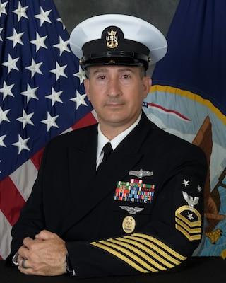 Command Master Chief Jason P. Thibodeaux