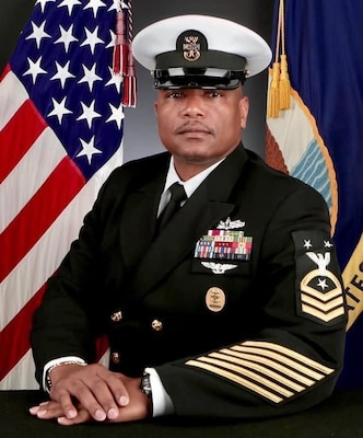 Command Master Chief Charles Smith
