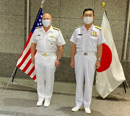CNO Visits Tokyo, Meets With Senior Japanese Leaders