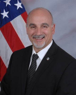DLA HQ Public Affairs leadership bio pic