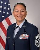 Chief Master Sgt. Sevin Balkuvvar biography photo