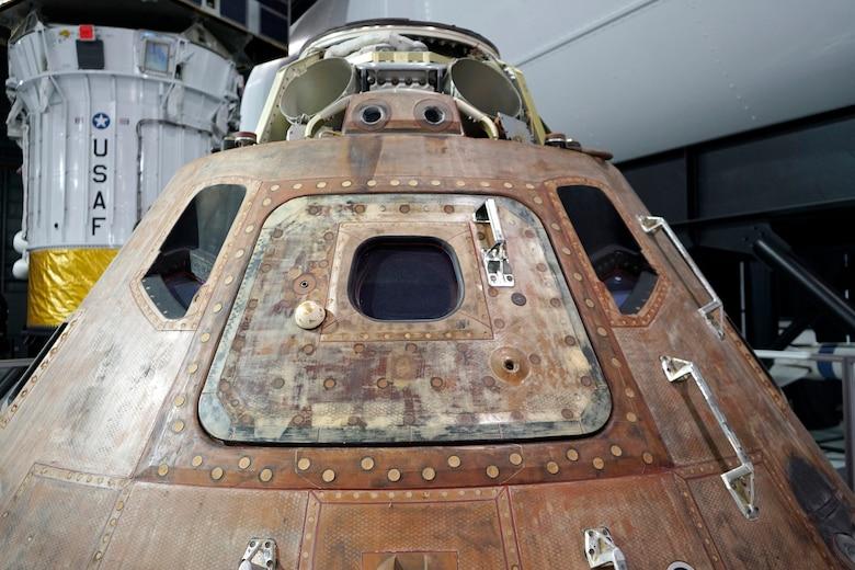 Apollo 15 Command Module