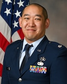 Official Photo of Lt. Col. Quoc V. Vo.