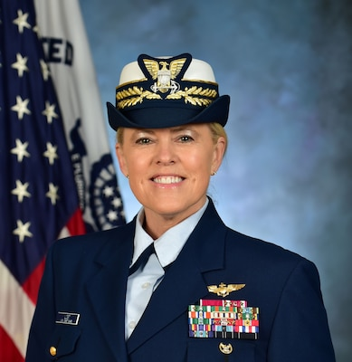 Rear Admiral Carola J. List