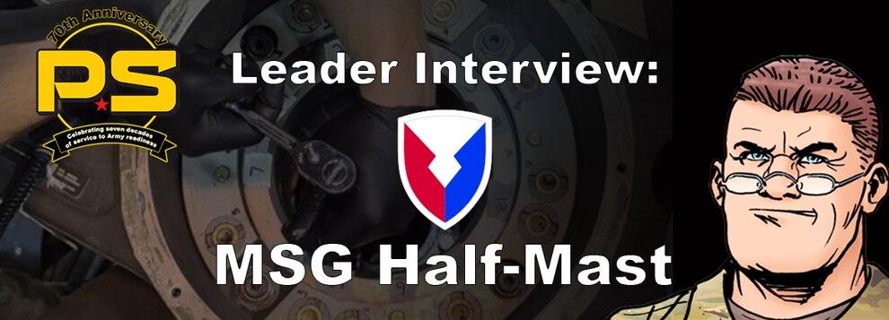 Leader Interview: Half-Mast
