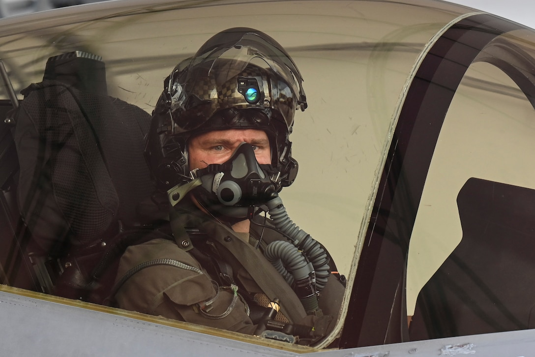 Wing commander bids farewell to the Nomads and the Air Force