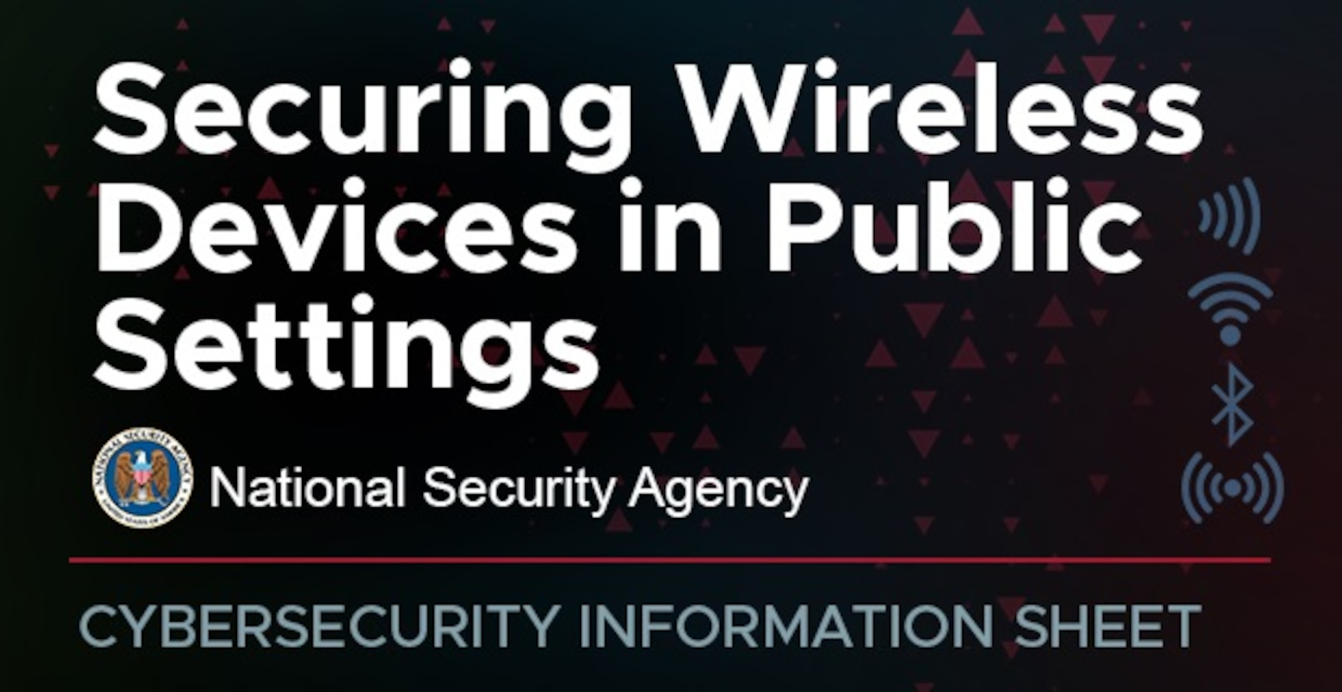Securing Wireless Devices in Public Settings