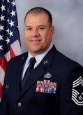 Chief Master Sergeant Mario M. Saenz