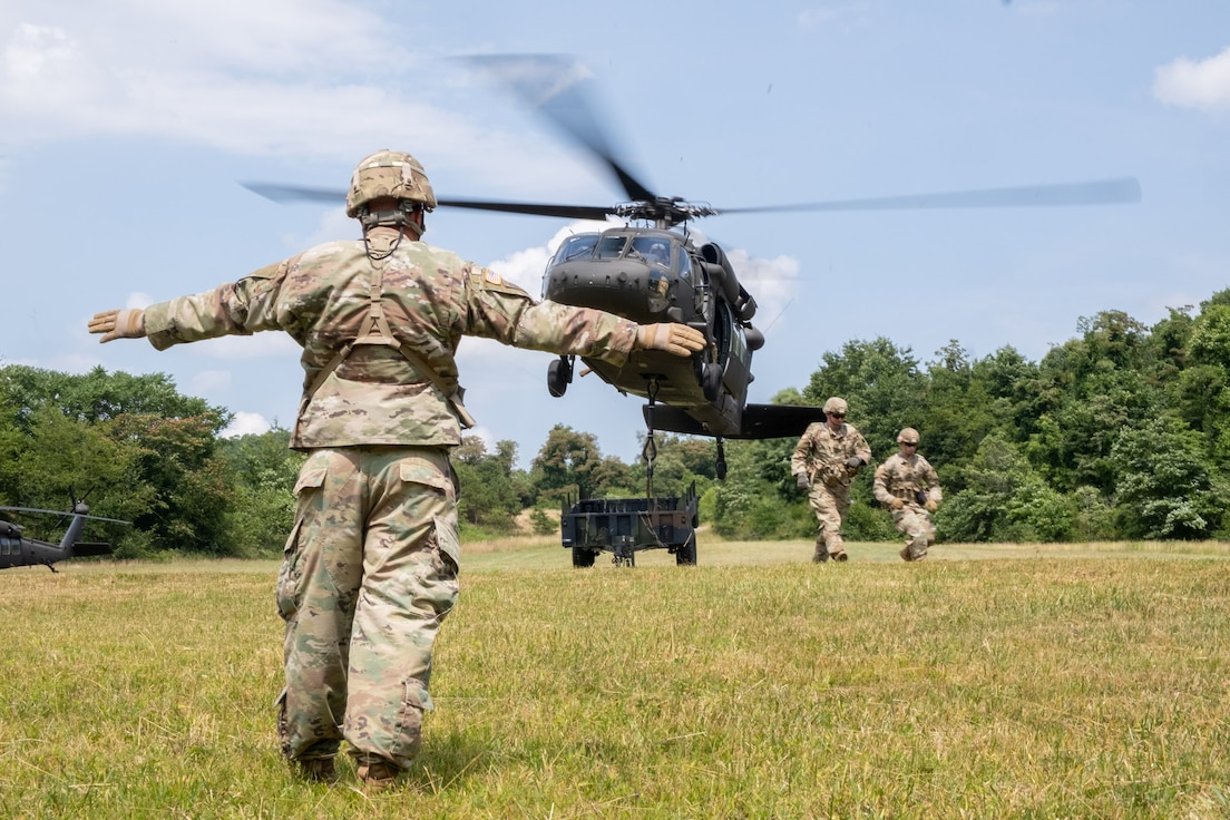 Va. Guard Soldiers assigned to Lynchburg-based infantry battalion to mobilize for overseas duty